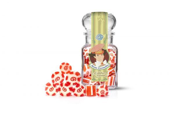 Ingwer- Orange Bonbons