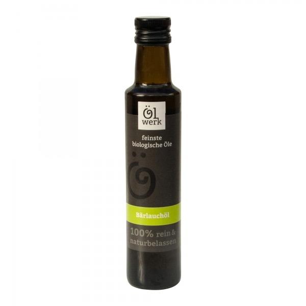 Bärlauchöl BIO von Ölwerk | Loma.eco | Ölwerk Obst
