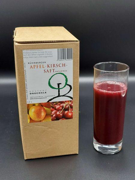 Apfel-Kirschsaft 3 l | Loma.eco | Obsthof Drechsle