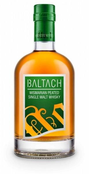 BALTACH Wismarian Peated Single Malt Whisky