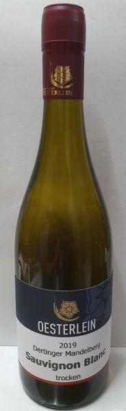 Sauvignon Blanc vom Dertinger Mandelberg 2019er | Loma.eco | Weingut Oesterlein