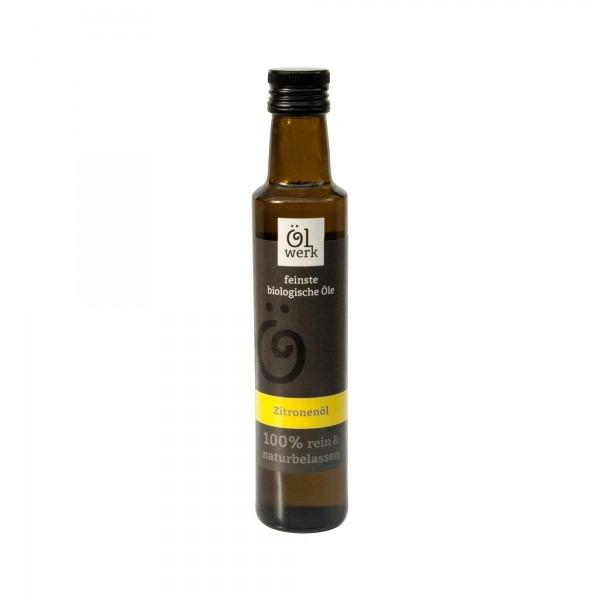 Zitronenöl BIO von Ölwerk