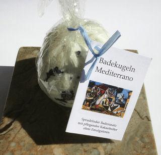 Badekugel Mediterran
