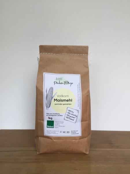 MAIS Bio-Vollkornmehl 1 kg