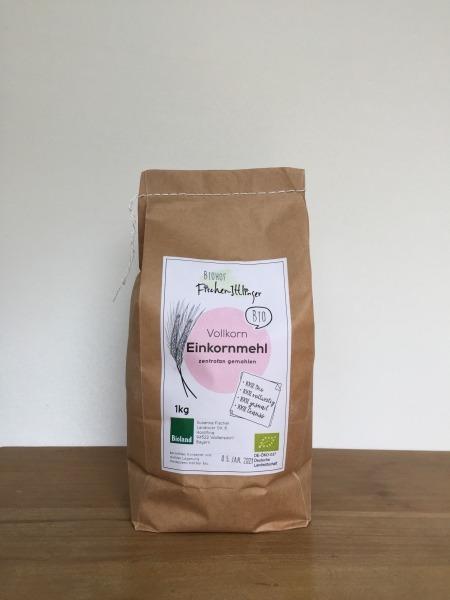 EINKORN Bio-Vollkornmehl 1 kg