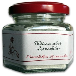 Blütenzauber -Lavandula-
