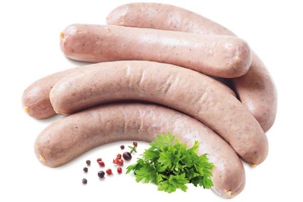 Bratwurst 5 x 100g – Bio