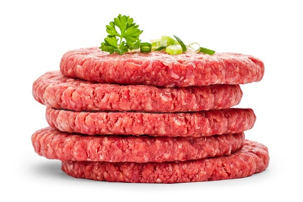 Rinderburger 5 x 180g – Bio