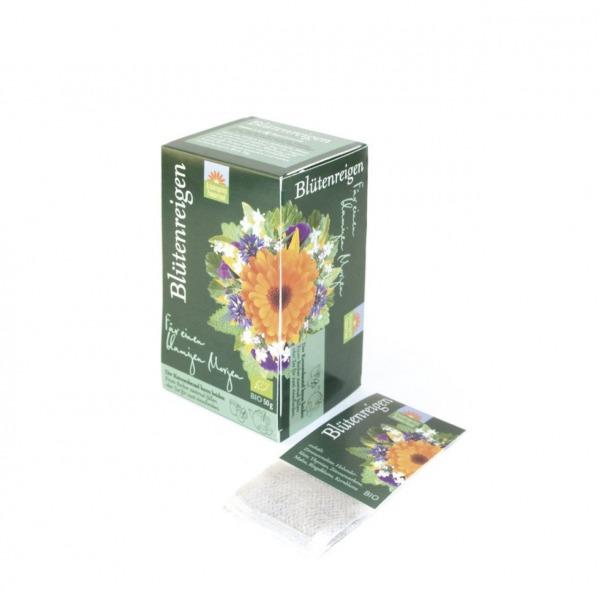 Blütenreigen Tee - Kannenbeutel