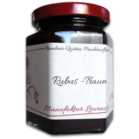"""Fruchtaufstrich Himbeere """"Rubus idaeus"""""""