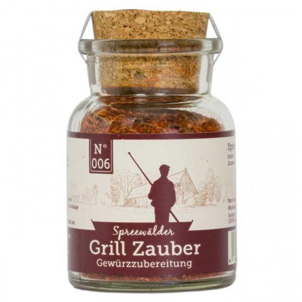Grill Zauber Gewürz aus dem Spreewald   Loma.eco   Alpha Spices