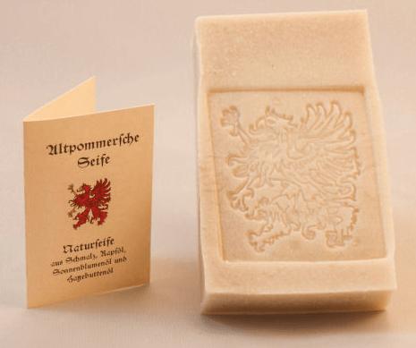 Seife aus Schmalz nach altpommerschen Rezept