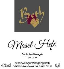 Mosel-Hefe