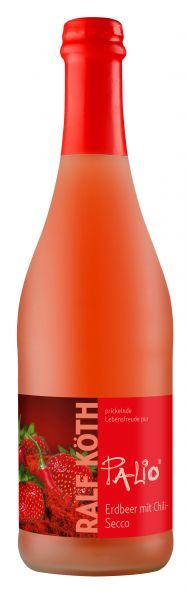 Erdbeer mit Chili Secco – Palio   Loma.eco   Wein & Secco Köth