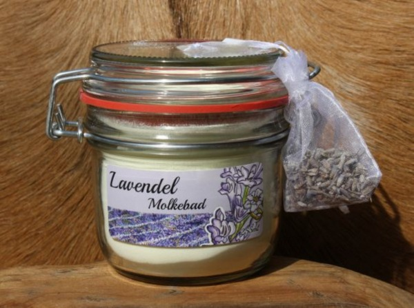 Allgäuer Molkebad Lavendel