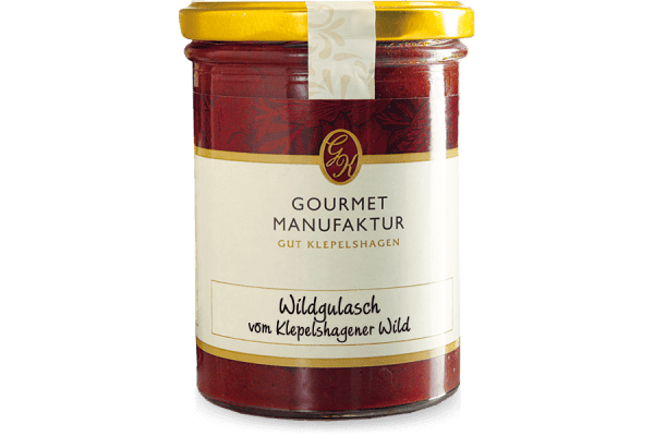 Wildgulasch
