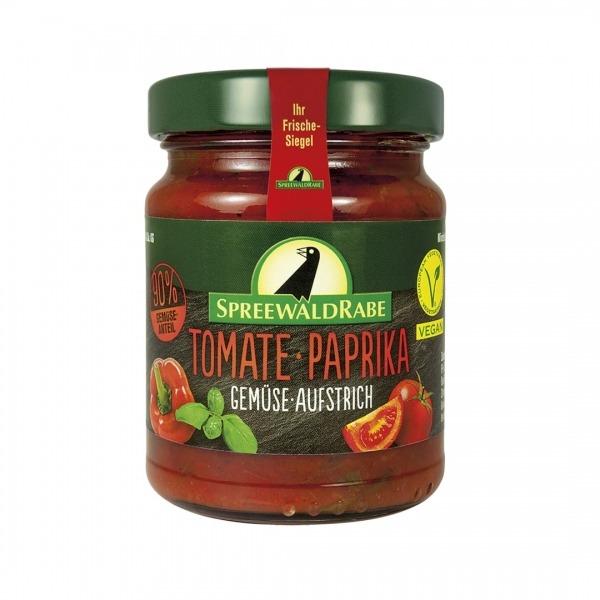 Gemüse Aufstrich - Tomate Paprika