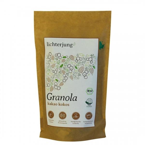 Bio Kakao Kokos Granola