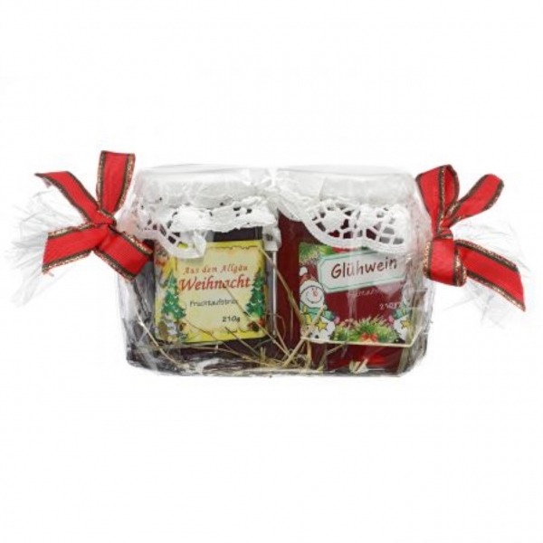 Weihnachts- und Glühweinmarmelade