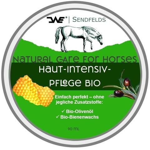 Pflegecreme für Pferde zum Auftragen auf die Haut und Haare | Loma.eco | Sendfelds