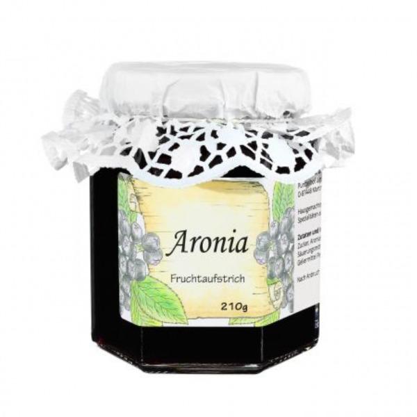 Aronia Apfelbeere Marmelade