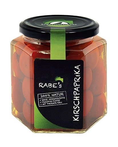 Kirschpaprika – Premium 100% Natur