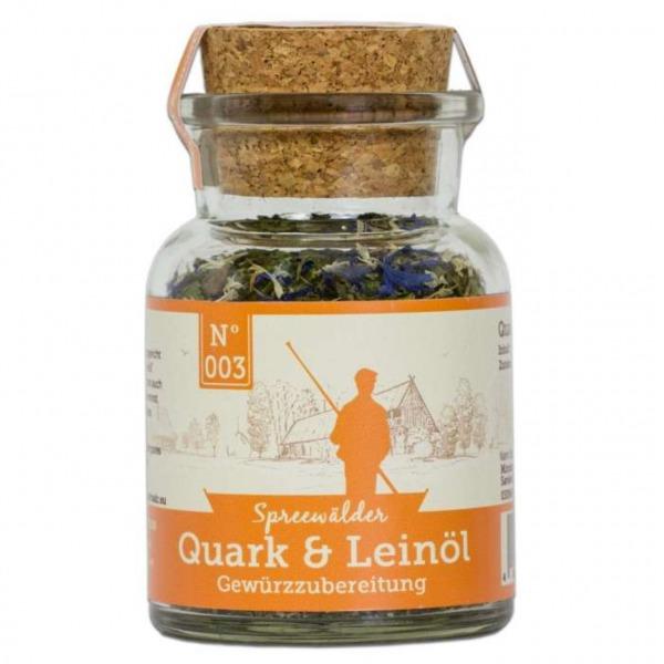 Quark & Leinöl Gewürz aus dem Spreewald