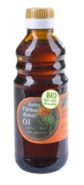 Bio Färberdistelöl