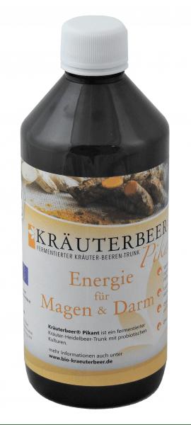 """Fermentgetränk """"Kräuterbeer Pikant"""""""
