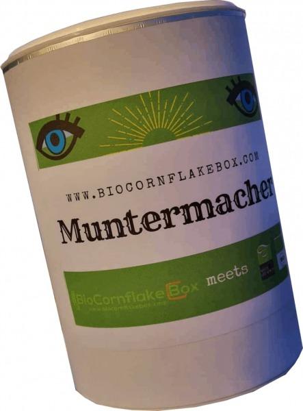 """Bio-Cornflake Mix - """"Muntermacher"""""""