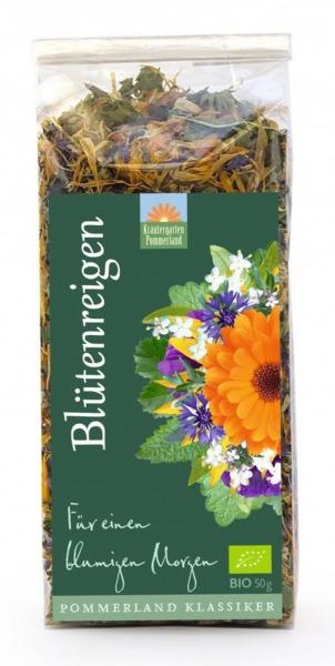 Blütenreigen Tee