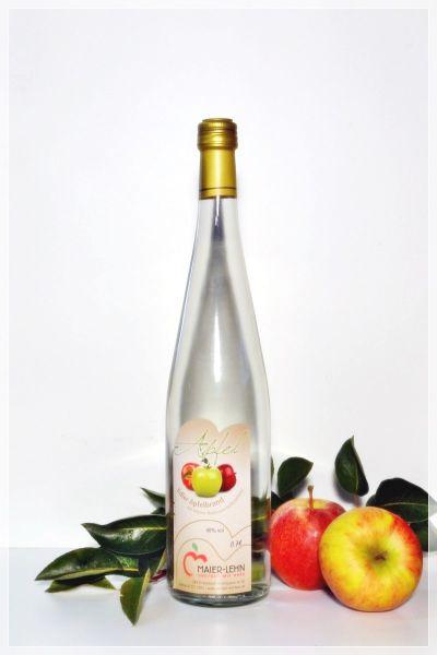 Edler Apfelbrand 0,35l | Loma.eco | Obstgut mit Herz