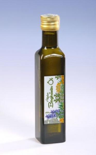 Bergkräuter Öl