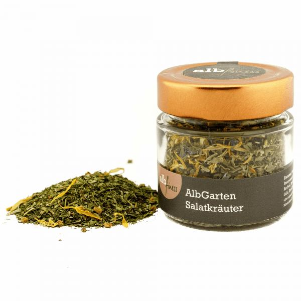 """Salatkräuter """"Albgarten Bio"""""""
