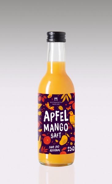 """Apfel-Mangosaft """"Bugaloo"""" 16er Paket"""