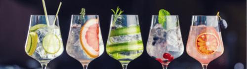 Alkoholfreier Gin