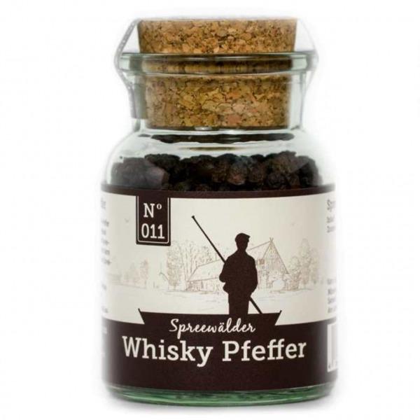 Whisky Pfeffer Gewürz aus dem Spreewald