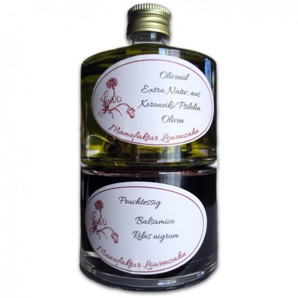 Stapelflasche Balsamico Ribis nigrum
