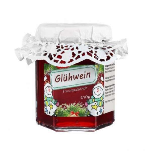 Glühwein Marmelade