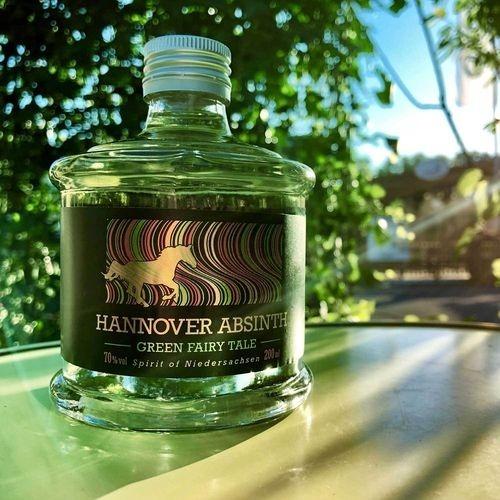 """Absinth """"HANNOVER ABSINTH GREEN FAIRY TALE"""""""