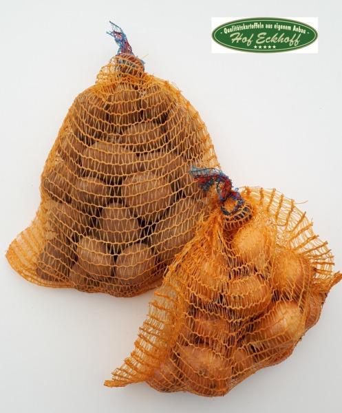 Kartoffeln Belana + Zwiebeln 1 kg