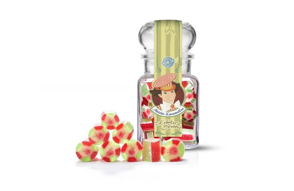 Himbeer- Pfefferminz Bonbons