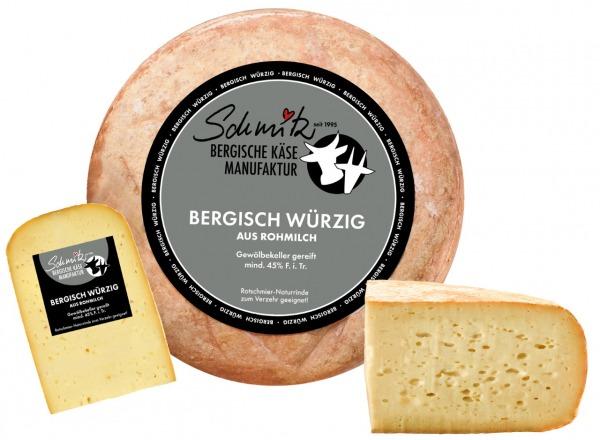 Käse Bergisch Würzig