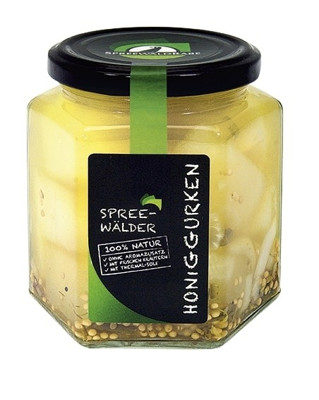 Honiggurken – Premium 100% Natur