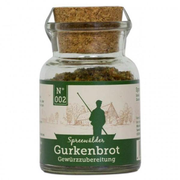 Gurkenbrot-Gewürz aus dem Spreewald