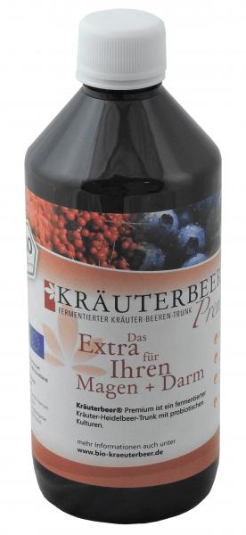 """Fermentgetränk """"Kräuterbeer Premium"""""""