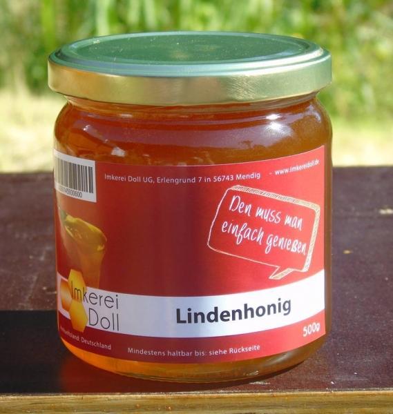 Lindenhonig 500g