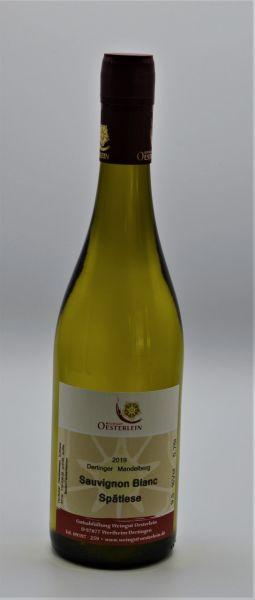 Sauvignon Blanc vom Dertinger Mandelberg 2019er