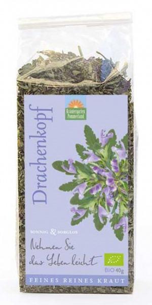 Drachenkopf Tee