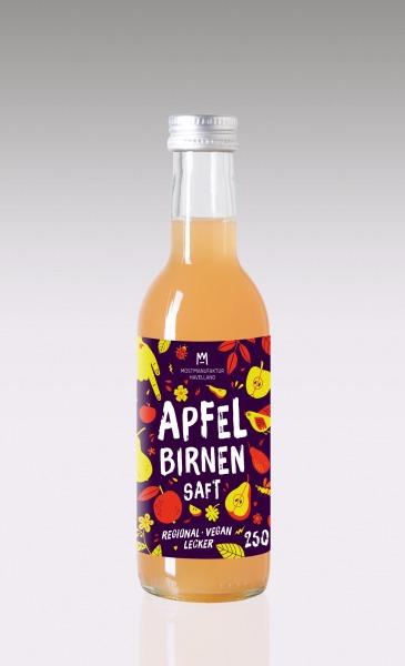 "Apfel-Birnensaft ""Bugaloo"" 16er Paket"